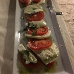 Caprese is a must