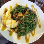 A.N.D. Cafe autumn salad
