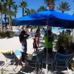 Pool With A Sandy Beach!