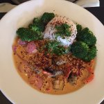 Blossoming Lotus coconut curry