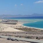 Foto de Playa de Sotavento (Playa Risco del Paso y Playa Barca)