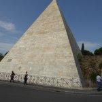 Foto de Piramide Cestia