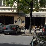 A better view; the restaurant has 2 entrances.