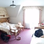 Trzyosobowy pokój z widokiem na Giewont - bajka