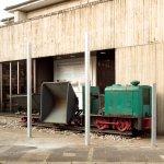 Die Trümmerbahn erinnert an die Aufbauleistung nach dem Zweiten Weltkrieg