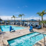 Pool Facing Marina