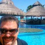 Palapas At Pool Beautiful