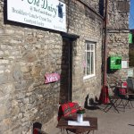 The Old Dairy Cafe in Pucklechurch, S. Glos.