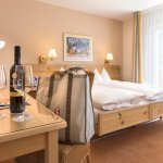 Zimmer Superior - Sunstar Hotel Arosa