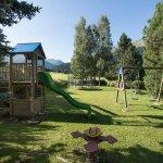 Kinderspielplatz - Sunstar Hotel Klosters