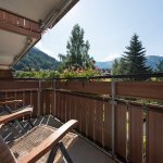 Balkon - Sunstar Hotel Klosters