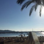 Also check out the ibiza rocks bar along the beach front, great views and food!