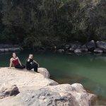 Foto de Cachoeira Véu das Noivas