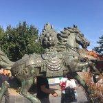 Da Zhao Temple, a big peaceful space