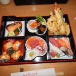 Sushi Bento Box 4000 INR, 65 USD or 55 Euro