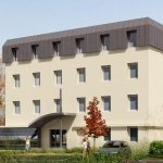 Facade Principale Ibis Budget Amboise