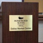 Foto di Homewood Suites Dallas-Market Center