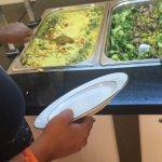 Hotel 'fresh' food