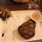 Grilled Angus Rib-Eye - 350g
