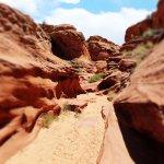 Water Holes Canyon Foto