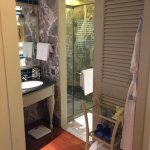 Bath Room - Shower and Vanity