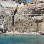 Tsigrado Beach Foto