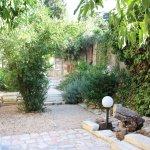 Fragrant, peaceful garden