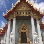 Photo de Wat Benchamabophit (The Marble Temple)