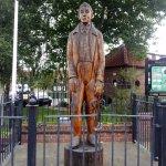 William Bradley Memorial Statue