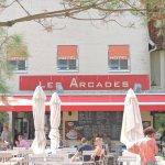 Les Arcades Foto