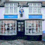 The Buttermilk shop, also the pharmacy in Doc Martin