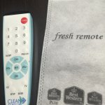 """Fresh"" remote - dirty"