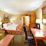 King Bed Guest Room  Holiday Inn hotel near University of Montana