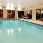 Indoor Heated Swimming Pool & Spa