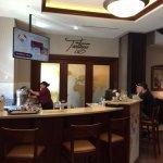 the tastings bar