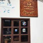 Hacienda Hosteria Chorlavi- oficial BMW Motorrad hotel .