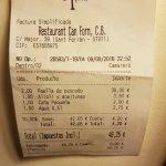 Not cheap but good paella