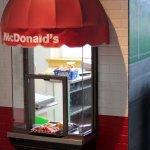Mini McDonald's play house