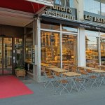 Hotel Continental Lausanne Foto