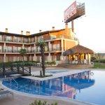 Foto de Isla de La Garena Hotel