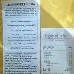 Preise im Kräutermühlenhof