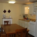 Kitchen in 1st floor suite