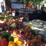 Fresh fruits & veggies!