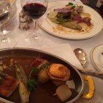 Bouillabaisse and Scotch Beef Fillet - YUMMY
