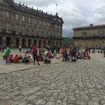 Foto de Plaza del Obradoiro
