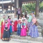 Namsangol Hanok Village Foto