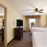 2 Queen 1 Bedroom Suite