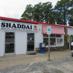 Shaddai Restaurant exterior - Manteo, NC 9-08-2016