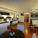 Double/Double Loft Apartment