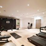 Spa Club Fitness Room